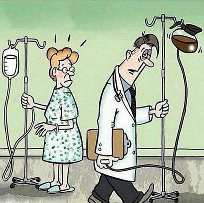 кажется, смешные открытки про медиков это место