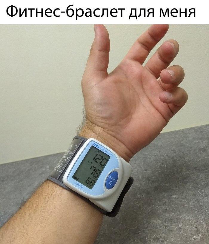 Фитнес браслет